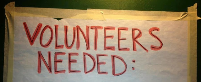 volunteers needed[1]