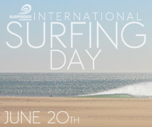 Date Changed for International Surfing Day Planning Meeting