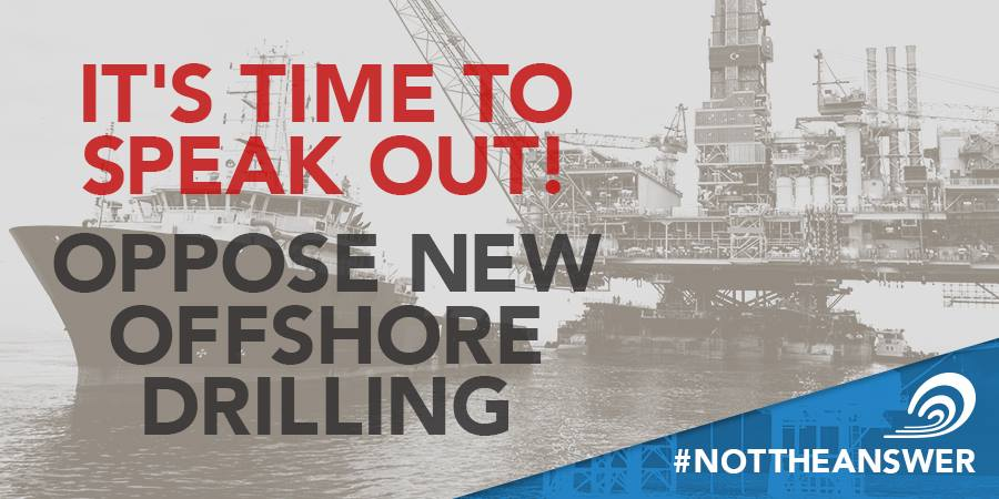 Public Hearing Regarding Offshore Drilling