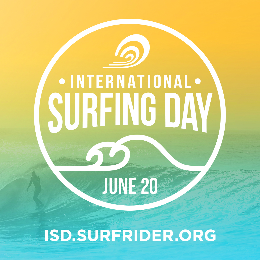 International Surfing Day Celebration Announced!