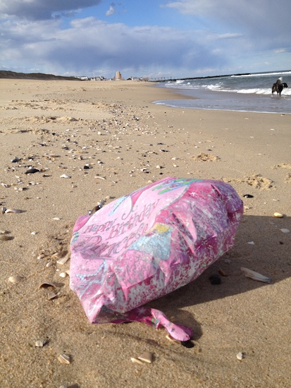 No More Balloon Releases in Longport